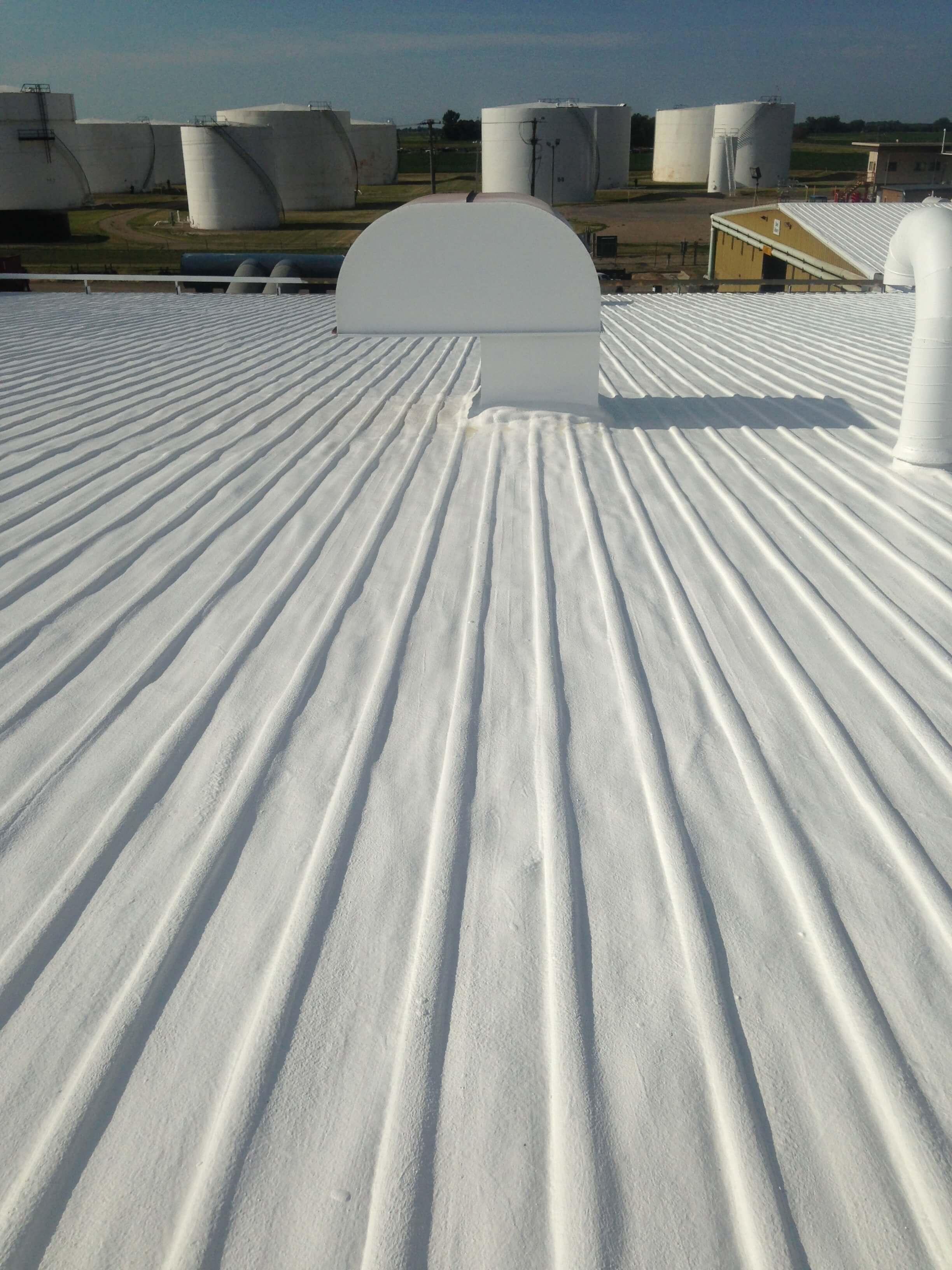 spray polyurethane foam roofing kansas city