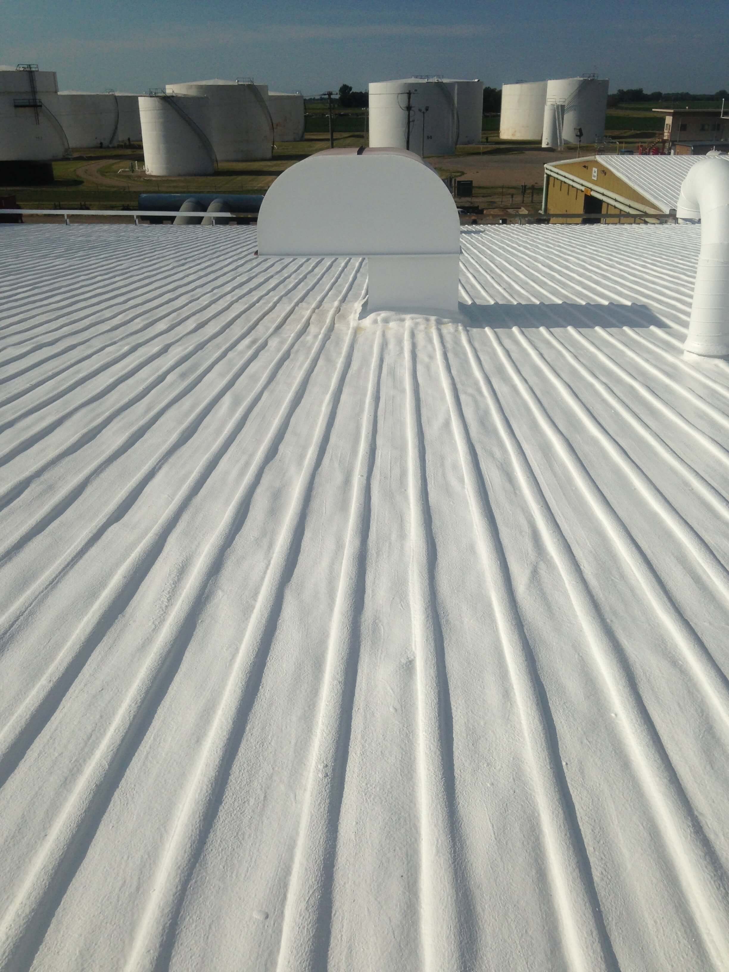Spray Polyurethane Foam Roofing System Spray Foam Roofing